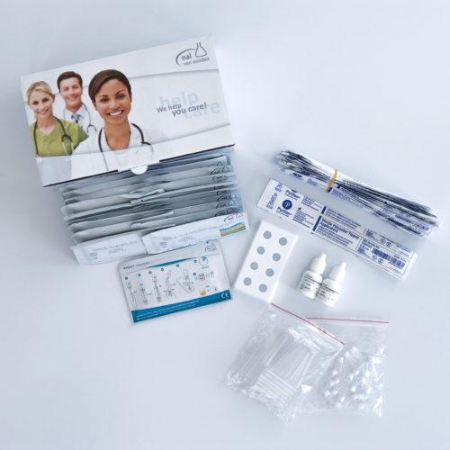 NADAL Chlamydia Test full kit